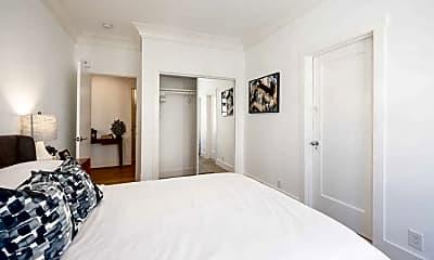 Bedroom, 1303 Lombard St, 1