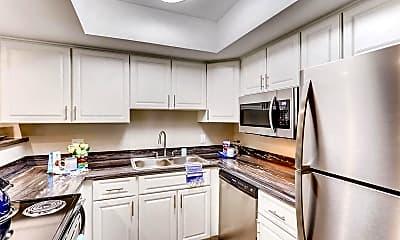 Kitchen, V Lane Apartments, 0