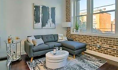 Living Room, Union Lofts, 1