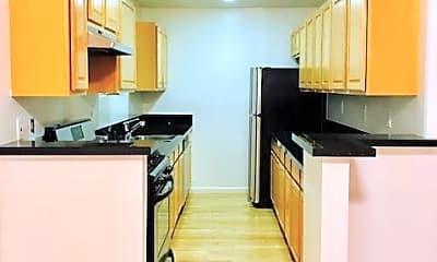 Kitchen, 1033 3rd St 103, 1