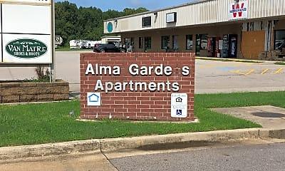 Alma Gardens, 1