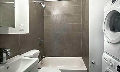 Bathroom, 164 W 128th St 2-D, 2