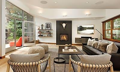 Living Room, 411 W Francis St, 1