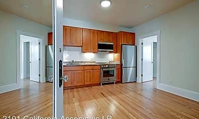 Kitchen, 2101 California St, 0