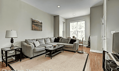 Living Room, 1438 Fairmont St NW, 0
