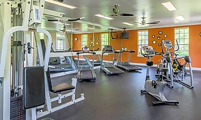 Fitness Weight Room, The Club At Panama Beach, 0
