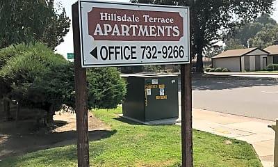 Hillsdale Terrace Apartments, 1