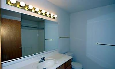 Bathroom, Maple Trails Apartments, 1