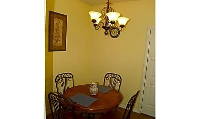 Dining Room, 6333 Bay Cedar Ln 101, 2