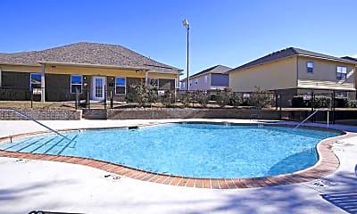 Pool, Sooner Court, 2