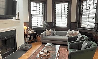 Living Room, 2149 California St NW, 2