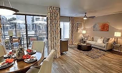 Living Room, 4200 Stuart Rd, 2