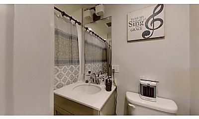 Bathroom, 74 F St, 2