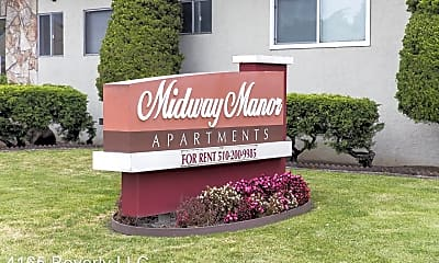 Community Signage, 1600 162nd Ave, 0