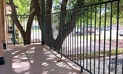 Patio / Deck, 1624 Aquarena Springs, E-136, 1