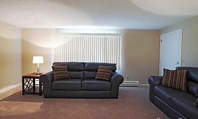 Living Room, Pinney Hill, 0