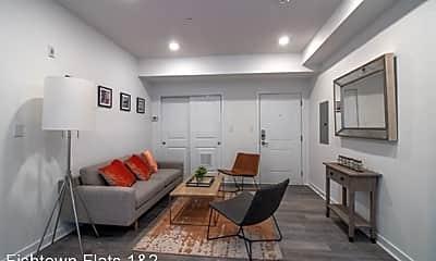 Living Room, Fishtown Flats, 1