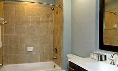 Bathroom, Flats at Tioga Town Center, 2