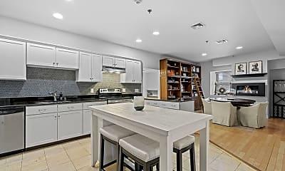 Kitchen, 72 Orange St, 1