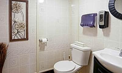 Bathroom, Twinleaf, 2