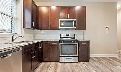 Kitchen, 6450 S Ellis Ave 2, 1
