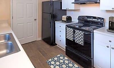 Kitchen, 4000 McGinnis Ferry Rd Unit #2, 2