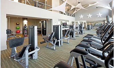 Fitness Weight Room, 850 Lake Carolyn Pkwy, 2
