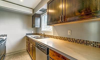 Kitchen, 295 3rd Street, 1