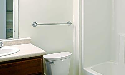 Bathroom, Somanath Senior Apartments, 2