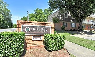 Community Signage, Oakbrook, 2