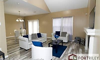 Living Room, 2751 Elm Creek Dr, 1