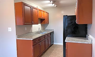 Kitchen, Eagle Trace Apartment Homes, 0