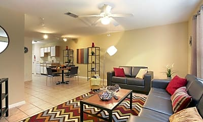 Living Room, University Club, 1