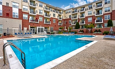 Pool, The Flats at Lansdale, 0
