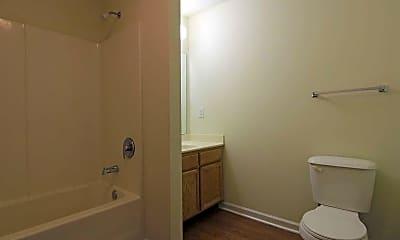Bathroom, Hawks Nest at The Preserve, 2