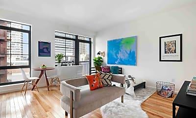 Living Room, 2211 3rd Ave 5-K, 1