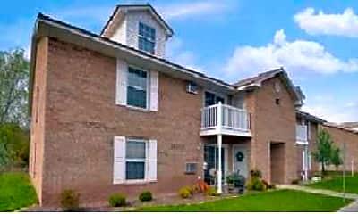 Building, Deerfield Village Apartments, 1