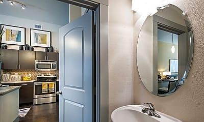 Bathroom, 507 Sabine, 1