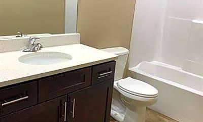 Bathroom, 902 Commerce Dr, 2