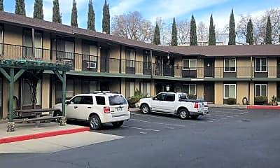 Building, 531 Pomona Ave, 1