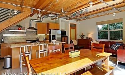 Kitchen, 114 26th Ave E unit A, 1