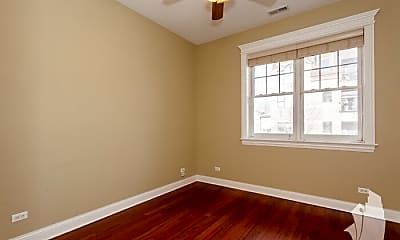 Bedroom, 3158 N Paulina St, 1