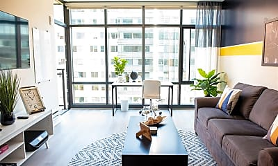 Living Room, 111 New Jersey Ave NW, 0