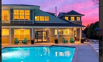 Pool, Diamond North Apartments, 0