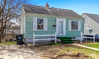 Building, 1327 K Ave NE, 1