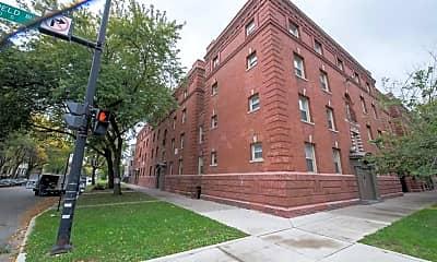 Building, 5504 S Wabash Avenue, 0