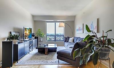 Living Room, 100 3rd Ave S 2101, 1
