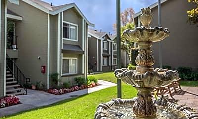 Courtyard, Sagewood Gardens Senior Living, 0
