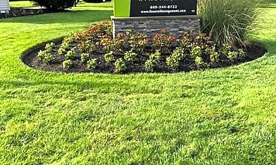 Community Signage, Chelsea Village, 0