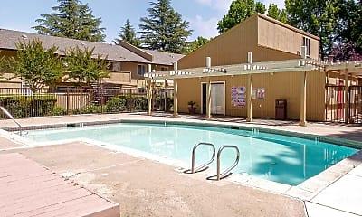 Pool, Rivergate Apartments, 1